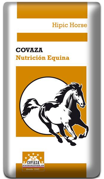 Hipic Horse. Saco de 25 Kg. Precio en fábrica: 10,50€. IVA incluido