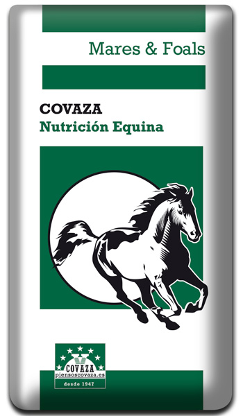 Mares & Foals. Saco 25 Kg. Precio fábrica:14,50€. IVA incluido