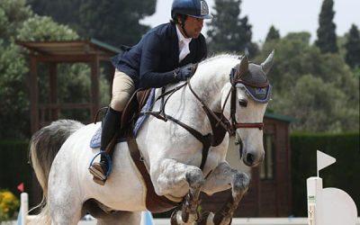 """Joaquín Tinao, campeón internacional de Salto: """"El caballo es mi amigo, mi compañero de trabajo y, sobre todo, mi mayor confidente"""""""