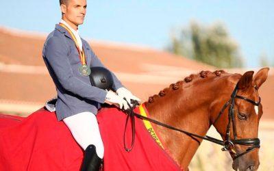 """Luis Quilis, Campeón de España de Doma Clásica de Caballos de 4 años: """"El caballo es pasión, arte, deporte… y te hace ver la vida de forma diferente"""""""