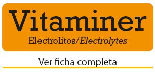 Vitaminer- Electrolitos. Ver ficha completa