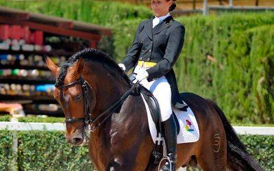 """Loles Beltrán, campeona y entrenadora de Clásica: """"El caballo no es solo mi forma de vida, sino mi vida"""""""