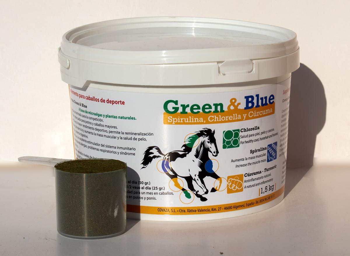 Green&Blue Bote de 1,5 kg