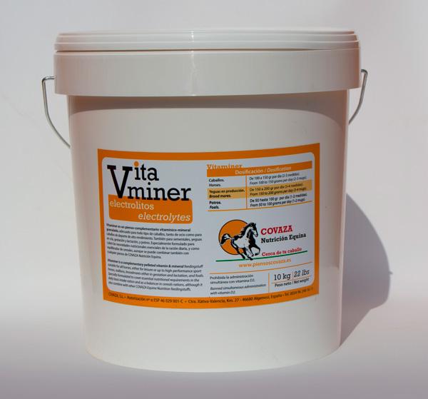 Bote de Vitaminer de 10kg