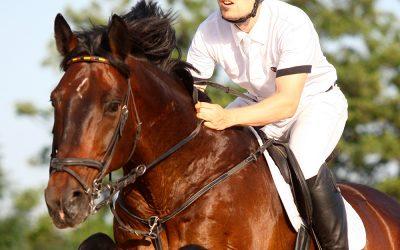 """Robert Zedlitz, jinete y gerente de Montgó Vall Equestrian Jávea: """"El deporte hípico influye positivamente en el desarrollo personal de los jóvenes"""""""