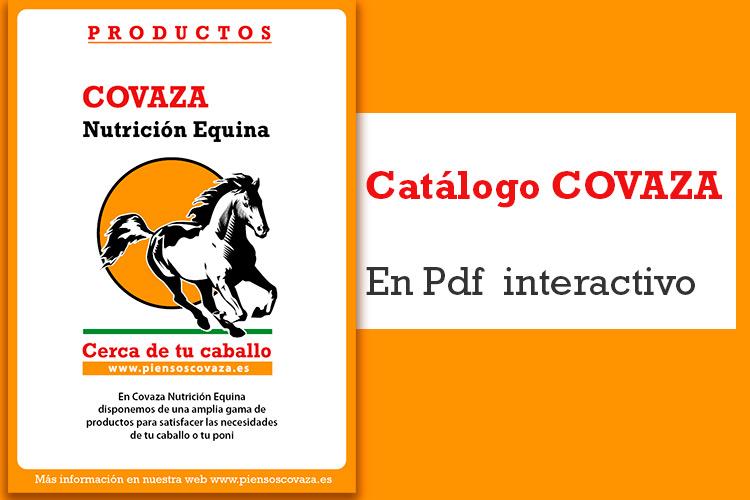 Catálogo Covaza